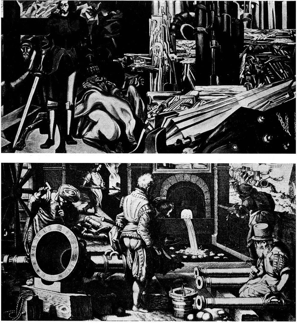slike s crnim plijenom od ebanovine